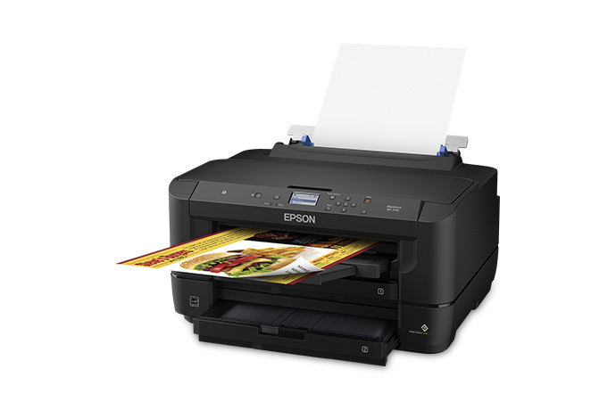 Epson ,WorkForce WF-7210, Color Wide Format, Refurbished (C11CG38201)
