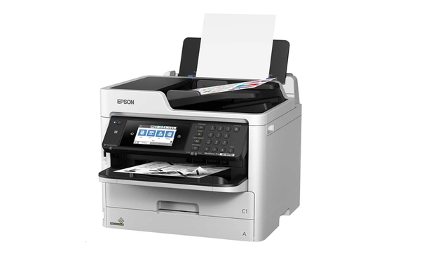 Epson ,WorkForce WF-M5299, Mono Inkjet Printer, Refurbished (C11CG07201)