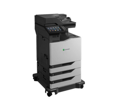 Lexmark XC8160 Color Laser MFP, Refurbished (42K1271)