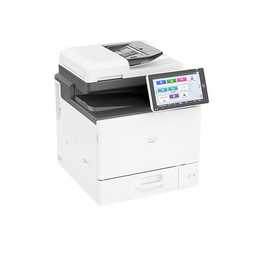 Ricoh ,IM C400F, Color Laser MFP, Refurbished (418562)