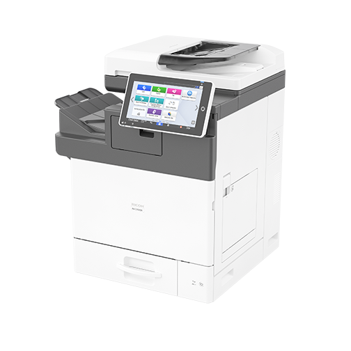 Ricoh ,IM C400SRF, Color Laser Printer, Refurbished (418574)