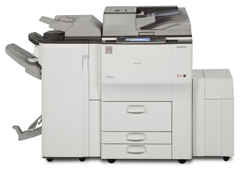 Ricoh ,MP C6502SP, Color Laser MFP, Refurbished (416624)