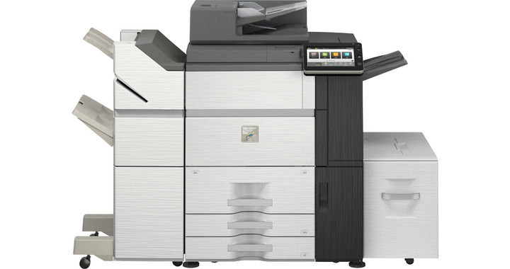 SharpMX-7081 Color Laser MFP, Refurbished (MX-7081)