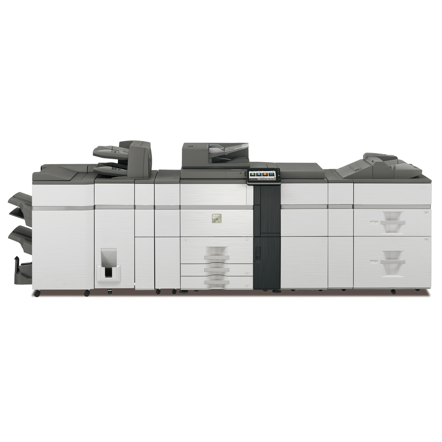 SharpMX-8081 Color Laser MFP, Refurbished (MX-8081)