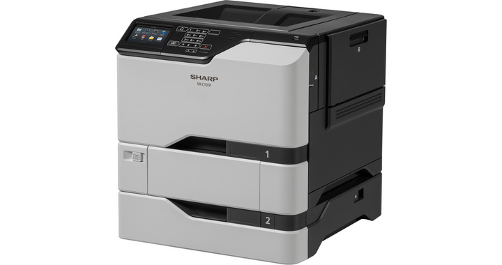 Sharp ,MX-C507P, Color Laser Printer, Refurbished (MX-C507P)