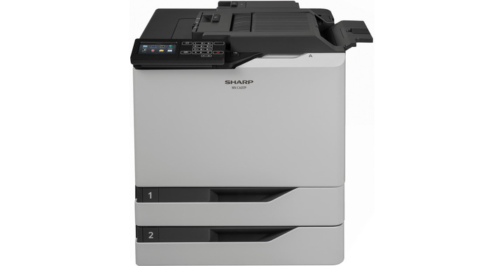 Sharp ,MX-C607P, Color Laser Printer, Refurbished (MX-C607P)