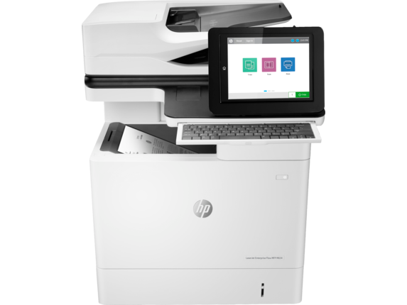 HP LaserJet Enterprise Flow MFP M634h Mono Laser MFP, New (7PS95A)