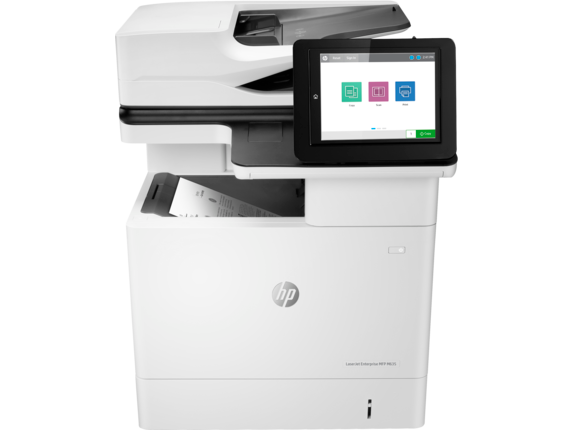 HP LaserJet Enterprise MFP M635h Mono Laser MFP, New (7PS97A)