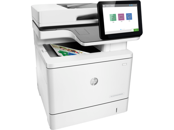 HP LaserJet Enterprise MFP M578dn Color Laser MFP, New (7ZU85A)