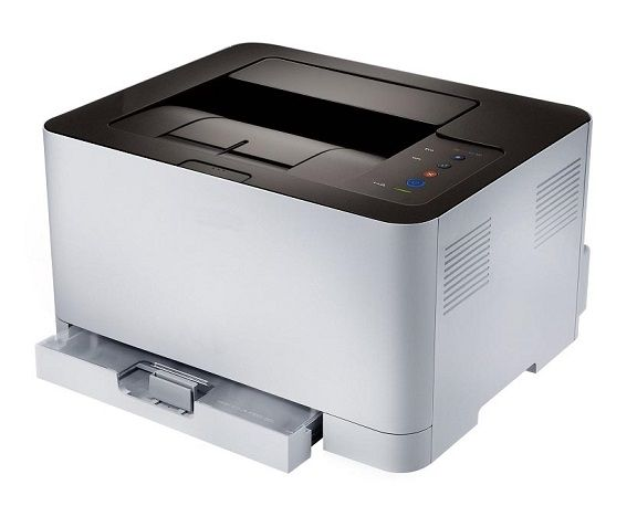 HP Color LaserJet Managed M553dnm Color Laser Printer, Demo (B5L38A)