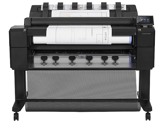 HP DesignJet T2500 36-in MFP , Demo (CR358A)