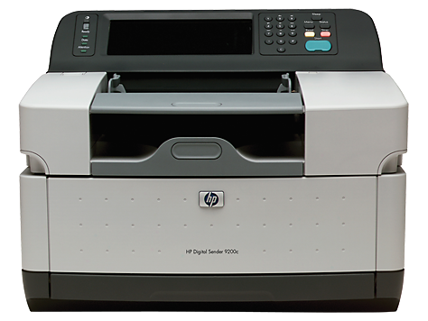 HP Digital Sender 9200c  Scanner, Demo (Q5916A)