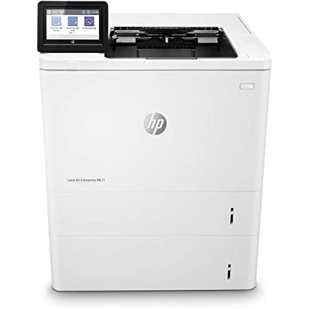 HP LaserJet Enterprise M611x Mono Laser Printer, Refurbished (7PS85A)