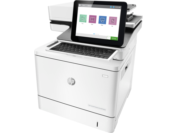 HP LaserJet Enterprise MFP M578f Color Laser MFP, Demo (7ZU86A)