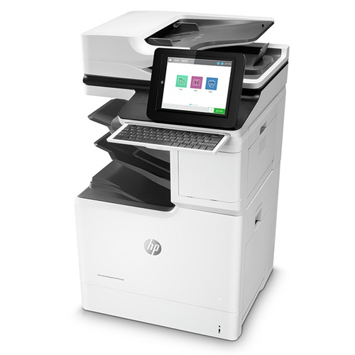 HP LaserJet Managed Flow MFP E67560z Color Laser MFP, Demo (L3U70A)