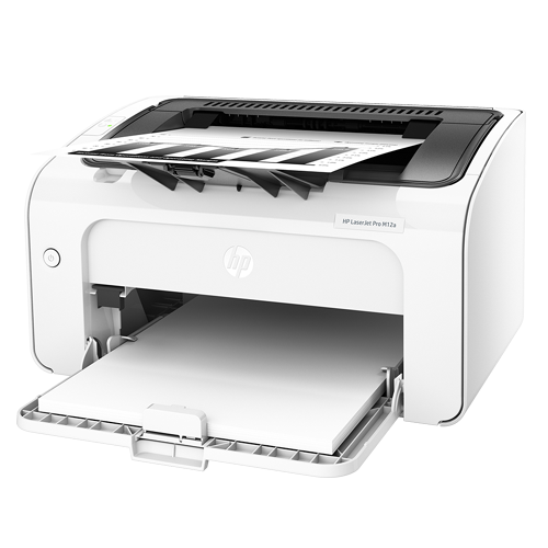 HP LaserJet Pro M12A Mono Laser Printer, Demo (T0L45A)