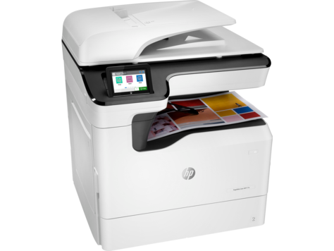 HP PageWide Color MFP 774dn Color Laser MFP, Refurbished (4PZ43A)