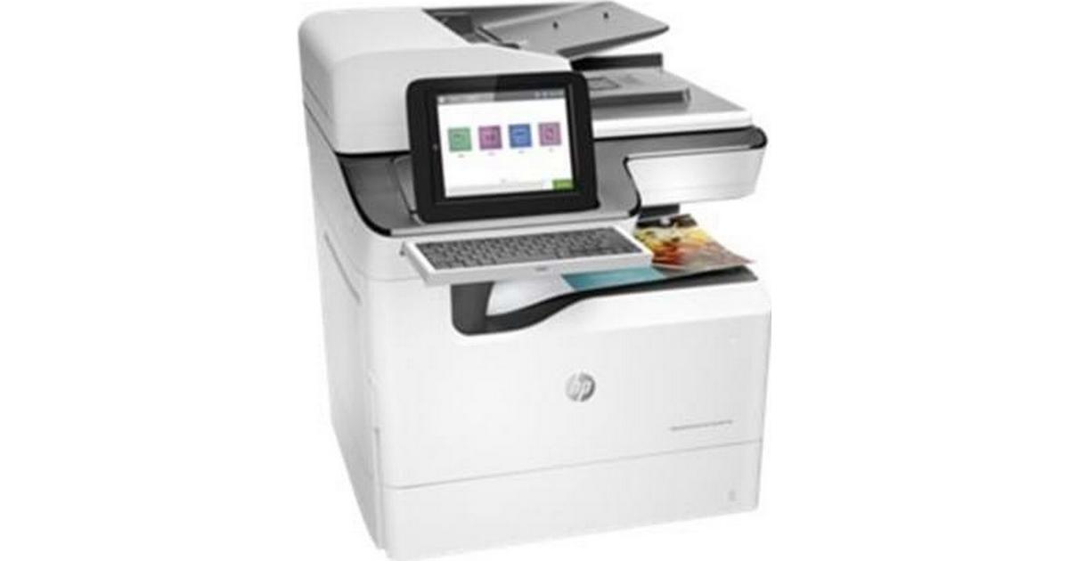 HP PageWide Enterprise Color Flow MFP 785f Color Laser MFP, Demo (J7Z11A)