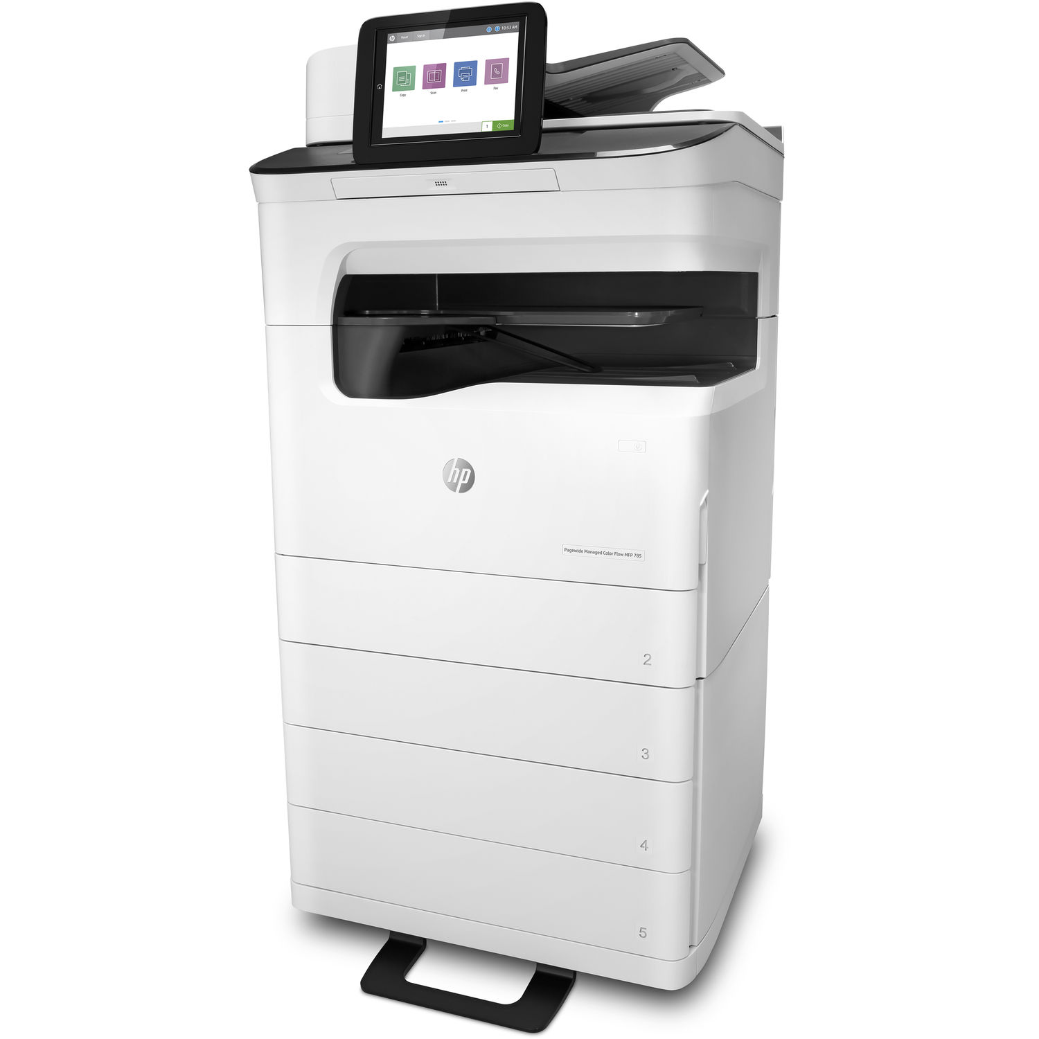 HP PageWide Enterprise Color Flow MFP 785zs Color Laser MFP, Demo (J7Z12A)