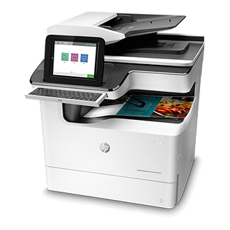 HP PageWide Managed Color MFP E77650dns Color Laser MFP, Demo (Z5G79A)