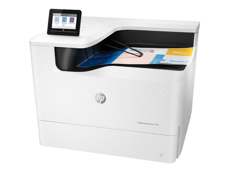 HP PageWide Managed Color MFP P75250dn Color Laser Printer, Demo (Y3Z49A)