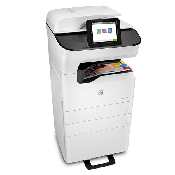HP PageWide Managed Color MFP P77960dns Color Laser MFP, Demo (Y3Z68A)