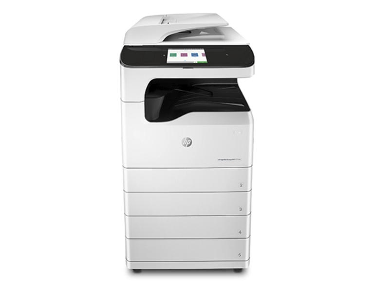 HP PageWide Managed MFP P77760Z Color Laser MFP, Demo (W1B38D)