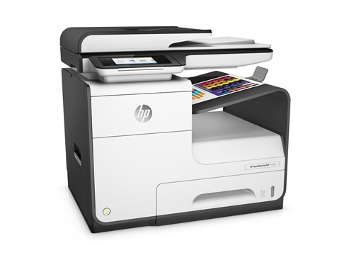 HP PageWide Pro 477dw MFP Color Laser MFP, Demo (D3Q20A)