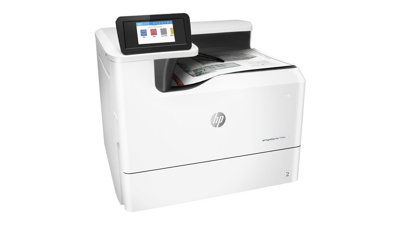 HP PageWide Pro 750dw Color Laser Printer, Demo (Y3Z46D)