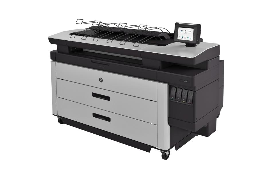 HP PageWide XL 4500 40-in MFP , Demo (CZ312H)