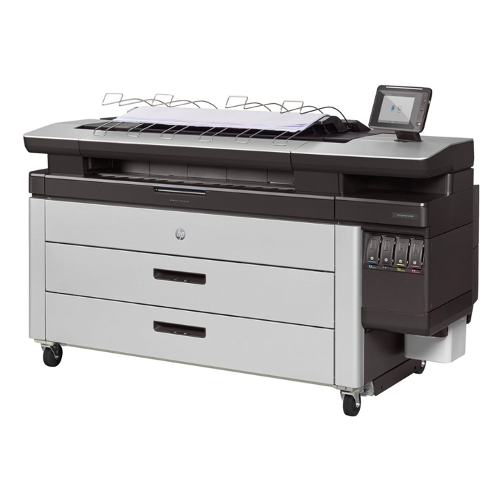 HP PageWide XL 4600 40-in MFP , Demo (RS312A)