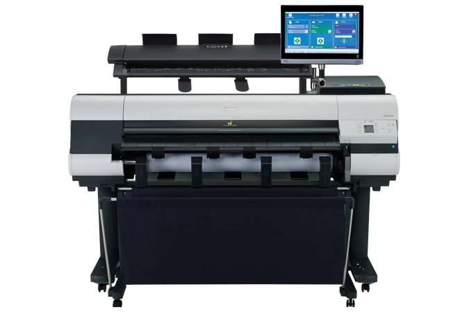 Canon imagePROGRAF iPF830 MFP M40 Color Plotter, New (0005C007)