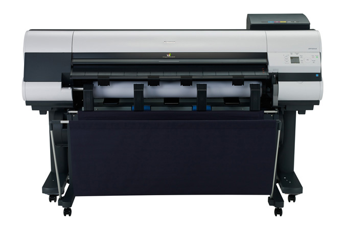 Canon imagePROGRAF iPF840 Color Plotter, New (0007C002)