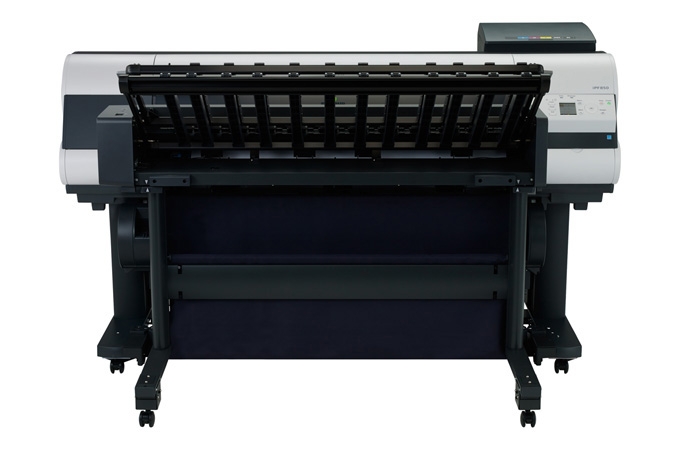 Canon imagePROGRAF iPF850 Color Plotter, New (0009C006)