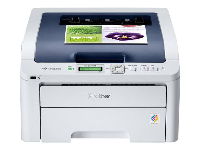 Brother HL-3070CW Color Laser Printer, Fully Refurbished (HL-3070CW)