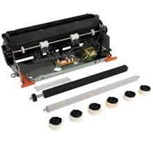 Lexmark T520, T522 Fuser Maintenance Kit 110-120V with wider transfer roll, (56P9104)