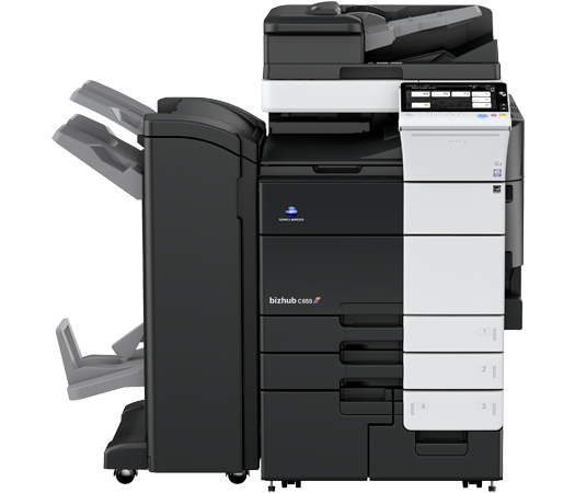 Konica Minolta BizHub C659 Color Wide MFP, Refurbished (BizHub-C659)
