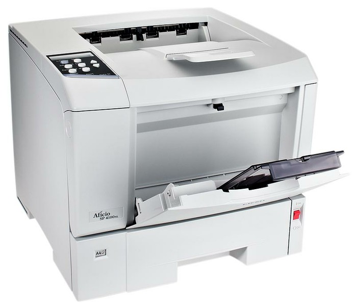 Ricoh Aficio SP 4100NL Mono Laser Printer, Refurbished (SP-4100NL)