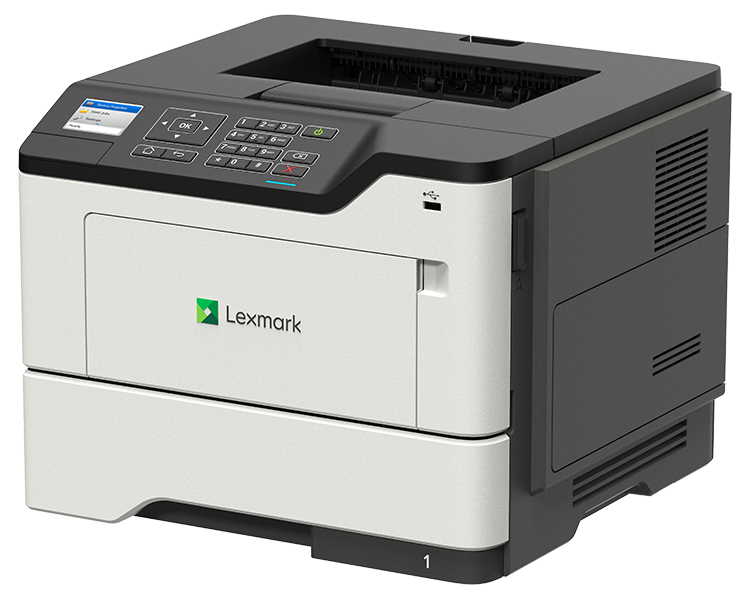 Lexmark MS621dn Mono Laser Printer, New (36S0400)