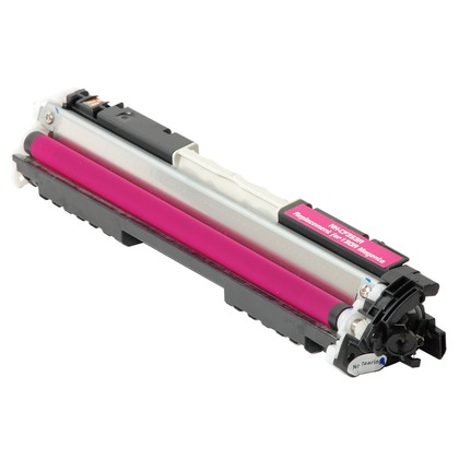 HP 130A Toner Cartridge - Magenta, Premium Compatible (CF353A)