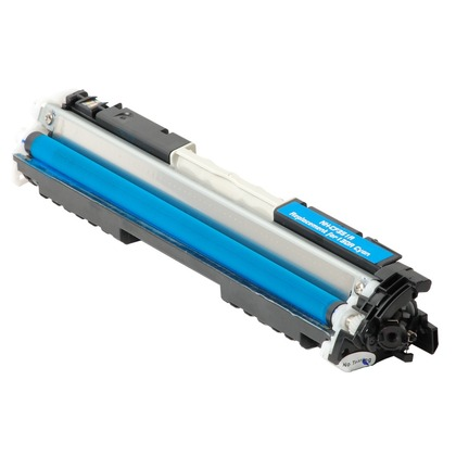HP 130A Toner Cartridge - Cyan, Premium Compatible (CF351A)