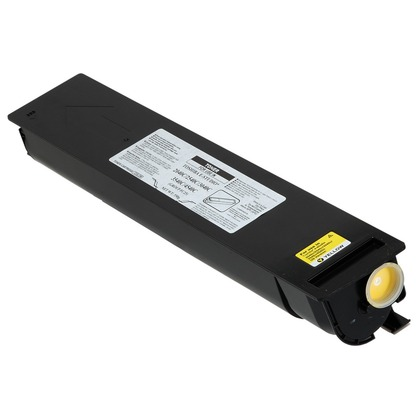 Toshiba TFC25Y T-FC25-Y Toner Cartridge - Yellow, Premium Compatible (TFC25Y)